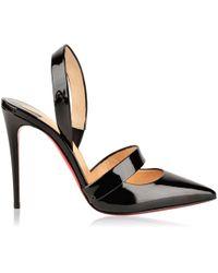 Christian Louboutin - Actina Patent Heels - Lyst