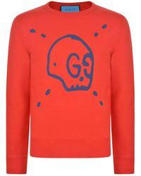 Gucci - Ghost Sweatshirt - Lyst