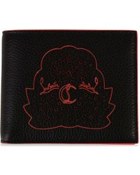 Christian Louboutin - Cool Coin Wallet - Lyst