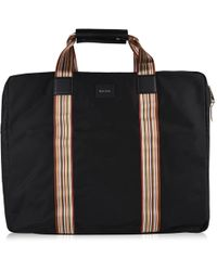Paul Smith - Signature Stripe Suit Carrier Holdall - Lyst