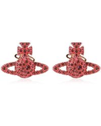 Vivienne Westwood Grace Earrings - Pink