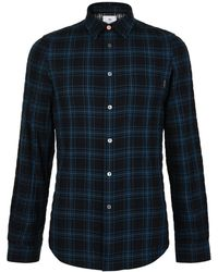 PS by Paul Smith - Check Shirt - Lyst