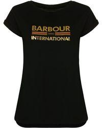 Barbour - San Carlos T Shirt - Lyst