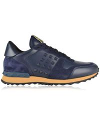 Valentino - Rockrunner Trainers - Lyst
