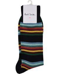 Paul Smith - Bono Striped Socks - Lyst