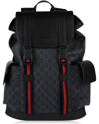 Lyst - Gucci  gg Supreme  Canvas Backpack for Men fb9cf1e421