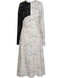 By Malene Birger - Lady Print Dress - Lyst