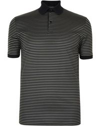 CALVIN KLEIN 205W39NYC - Jalta Striped Polo Shirt - Lyst