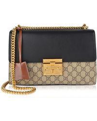 0e92ef3ecadd Lyst - Gucci Gg Supreme Messenger Bag In Brown in Brown