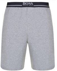 BOSS by Hugo Boss - Lounge Shorts - Lyst