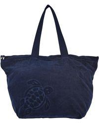 Vilebrequin - Big Terry Cloth Beach Bag - Lyst
