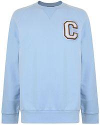 CALVIN KLEIN 205W39NYC - Kamus Badge Sweatshirt - Lyst