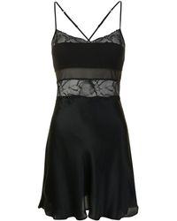 CALVIN KLEIN 205W39NYC - Chemise Dress - Lyst