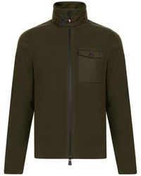 Moncler Grenoble - Fleece Sweatshirt - Lyst