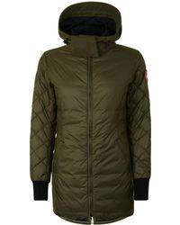 Canada Goose - Stellarton Hooded Coat - Lyst