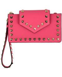 Valentino - Rockstud Chain Bag - Lyst