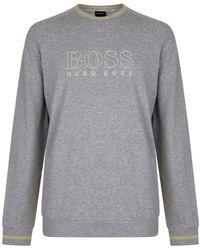 BOSS by Hugo Boss - Authentic Sweatshirt - Lyst