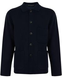 French Connection - Pocket Cardigan - Lyst
