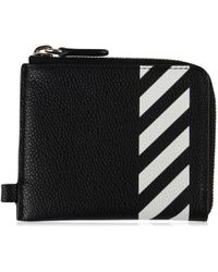 Off-White c/o Virgil Abloh - Diagonal Coin Purse - Lyst