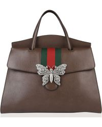 Gucci - Totem Butterfly Bag - Lyst