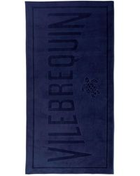 Vilebrequin - Logo Beach Towel - Lyst