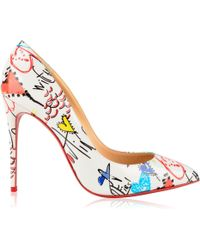 Christian Louboutin - Pigalle Heels - Lyst