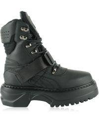 PUMA - Nubuck Boots - Lyst