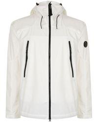 C P Company - Pro Tek Hooded Jacket - Lyst