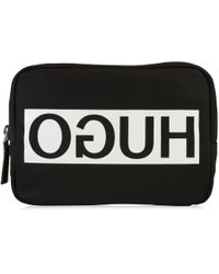 HUGO - Tribute Wash Bag - Lyst