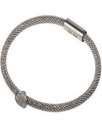 Links of London - Star Dust Sterling Silver Round Bracelet - Lyst