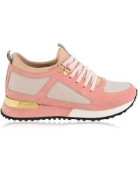 Mallet - Diver Low Top Trainers - Lyst