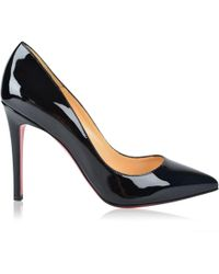 Christian Louboutin - Pigalle Pointed Heels - Lyst