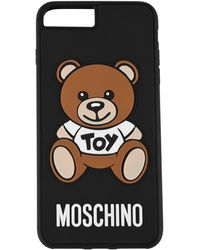 Moschino - Iphone Teddy Case - Lyst