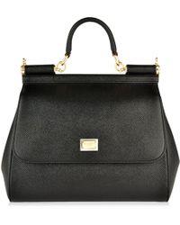 17d499487d9 Dolce   Gabbana Sicily Bags   Dolce   Gabbana Sicily Bags on Lyst.com