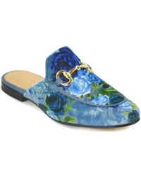 275 Central - Floral Printed Mule - Lyst