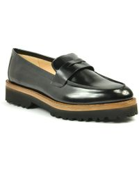 275 Central - Abrasivato Leather Mocs - Lyst
