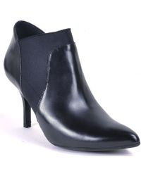 Footnotes - Ankle Bootie - Lyst