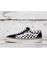 Vans - Anaheim Old Skool Checkerboard - Lyst