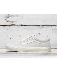 Vans - Old Skool Lx Og - Lyst