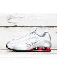san francisco 14bf3 6a797 Nike - Shox R4 - Lyst