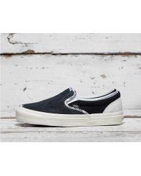 Vans - X Footpatrol Slip-on Lx - Lyst