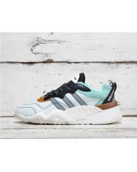 pretty nice 7dcd6 770aa adidas Originals - By Alexander Wang Turnout Trainer - Lyst