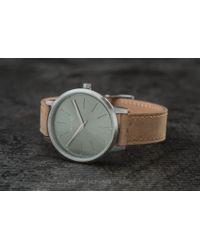 Footshop - Nixon Kensington Leather Saddle/ Sage - Lyst