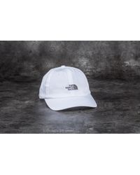 0c2908b5d60 Footshop - The North Face The Norm Hat Tnf White - Lyst