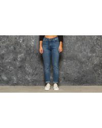 Footshop - Levi's® 721 High Rise Skinny Jeans Fine Line - Lyst