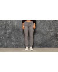 Footshop - Levi's® 710 Super Skinny Jeans Grey Area - Lyst