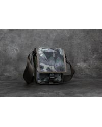 Footshop - The North Face Bardu Bag English Green Tropical Print/ New Taupe Green - Lyst