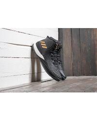 sports shoes bc055 b67d4 adidas Originals - Adidas D Rose 8 Core Black Gold Metalic Ftw White -