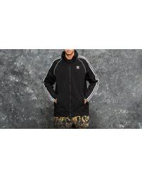 Lyst adidas superstar tessuti originali giacca in nero per gli uomini.