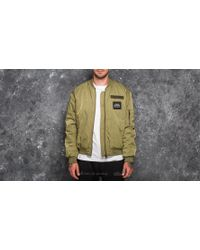 Footshop - Cheap Monday Ultimate Bomber Mud Green - Lyst